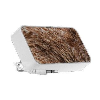 Doodle Speaker - Rabbit Fur