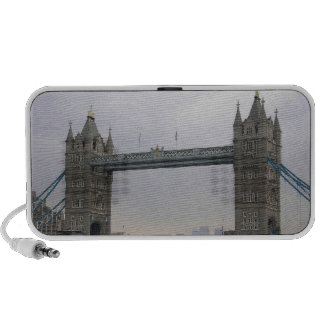 Doodle Speaker with Tower Bridge over the Thames
