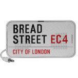 Bread Street  Doodle Speakers