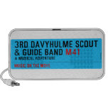 3rd Davyhulme Scout & Guide Band  Doodle Speakers