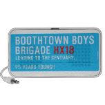 boothtown boys  brigade  Doodle Speakers