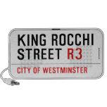 king Rocchi Street  Doodle Speakers