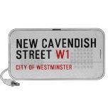 New Cavendish  Street  Doodle Speakers