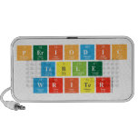 Periodic Table Writer  Doodle Speakers