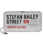 Stefan Bailey Street  Doodle Speakers