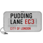 PUDDING LANE  Doodle Speakers