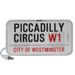 piccadilly circus  Doodle Speakers