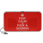 [Crown] keep calm and fuck a scorpio  Doodle Speakers