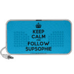 [Crown] keep calm and follow supsophie  Doodle Speakers