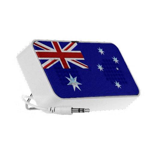Doodle Speakers Australia Flag