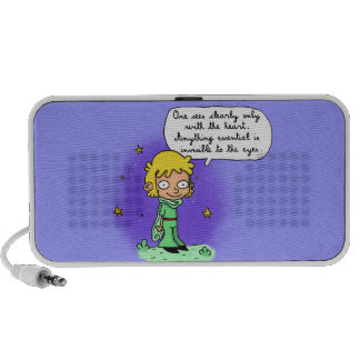 """doodle speakers """"the little prince"""""""