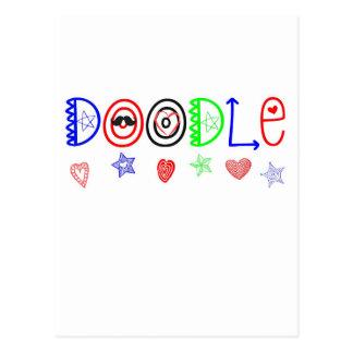 Doodle Postal