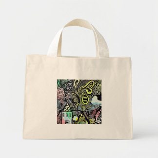 Doodle Tote Bags