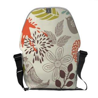 doodle vector Bag rickshawmessengerbag