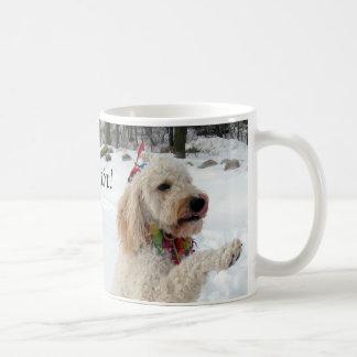 Doodle  Yes, , we can! Coffee Mug