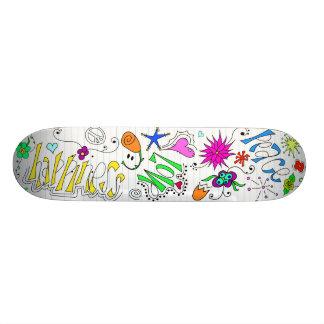 Doodleboard Skateboard