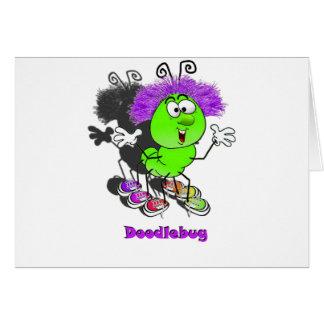 Doodlebug Felicitacion