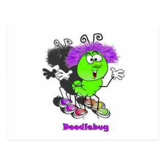 Doodlebug Postal