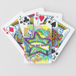 Doodlebugs Star Playing Cards