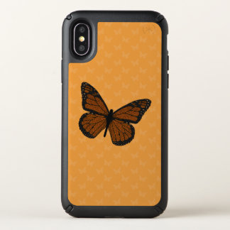 Doodled Monarch Speck Phone Case