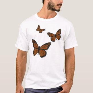 Doodled Monarch Women's Light Shirt