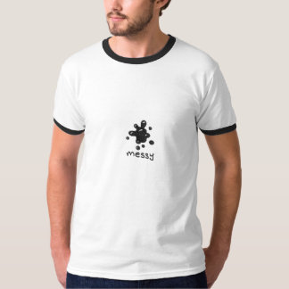 DoodleMessy Tee Shirts