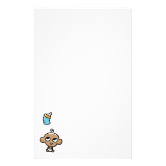 Doodles Baby Stationery