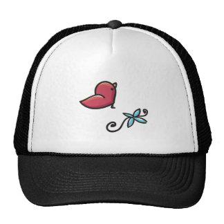 Doodles Bird Trucker Hat