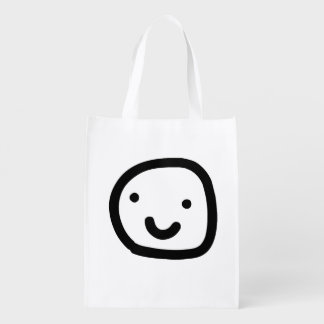 doodles by wallie wear grocery bag