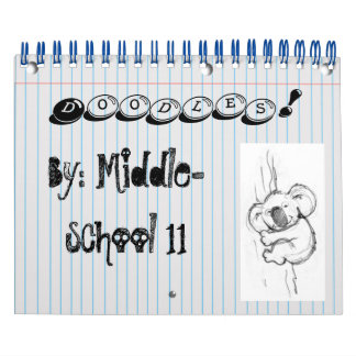 Doodles! Calendar