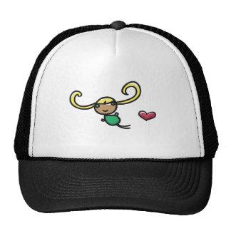 Doodles Girl Trucker Hat