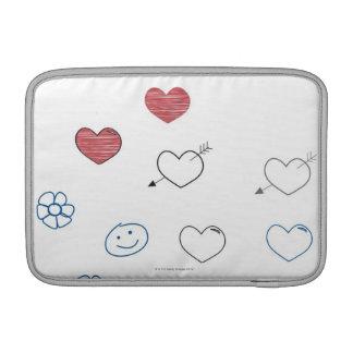 Doodles MacBook Air Sleeve