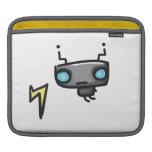 Doodles Robot Sleeve Sleeve For iPads