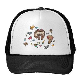 Doodles Trucker Hat