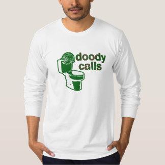 doody calls copy t-shirt