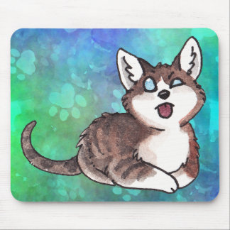 Doofy Cat Mousepad