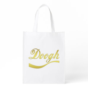 Doogh Grocery Bag