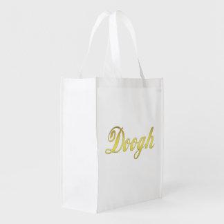 Doogh Reusable Grocery Bag