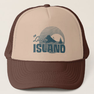 Dookie Island - Blue Trucker Hat