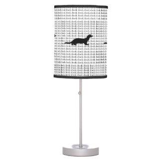 Dooking Ferret Lamp