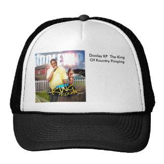 dooleykp promo cover, Dooley KP  The King Of Ko... Trucker Hat