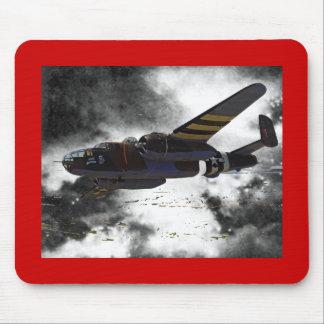 Doolittles Raiders B-25 Mouse Pad