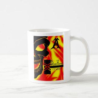 DOOM HAMMER - TOMSAC GRAPHICS COFFEE MUGS
