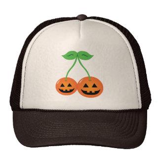 Doom Jack o' Lantern Cherries Trucker Hat