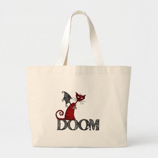 doom kitty bag