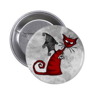 doom kitty 2 inch round button