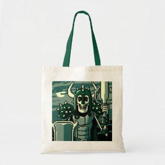 Doom Knight Tote Bag