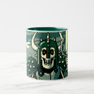 Doom Knight Two-Tone Coffee Mug
