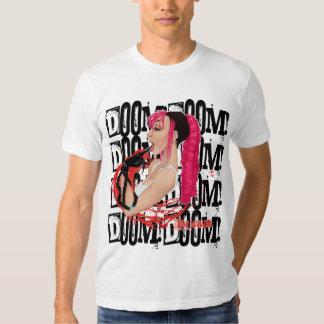 """DOOM! Magazine Black """"Z"""" T-Shirt"""