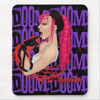 "DOOM! Magazine ""Z"" Mousepad"